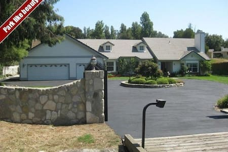 Large Bedroom and Private Bathroom - Camarillo