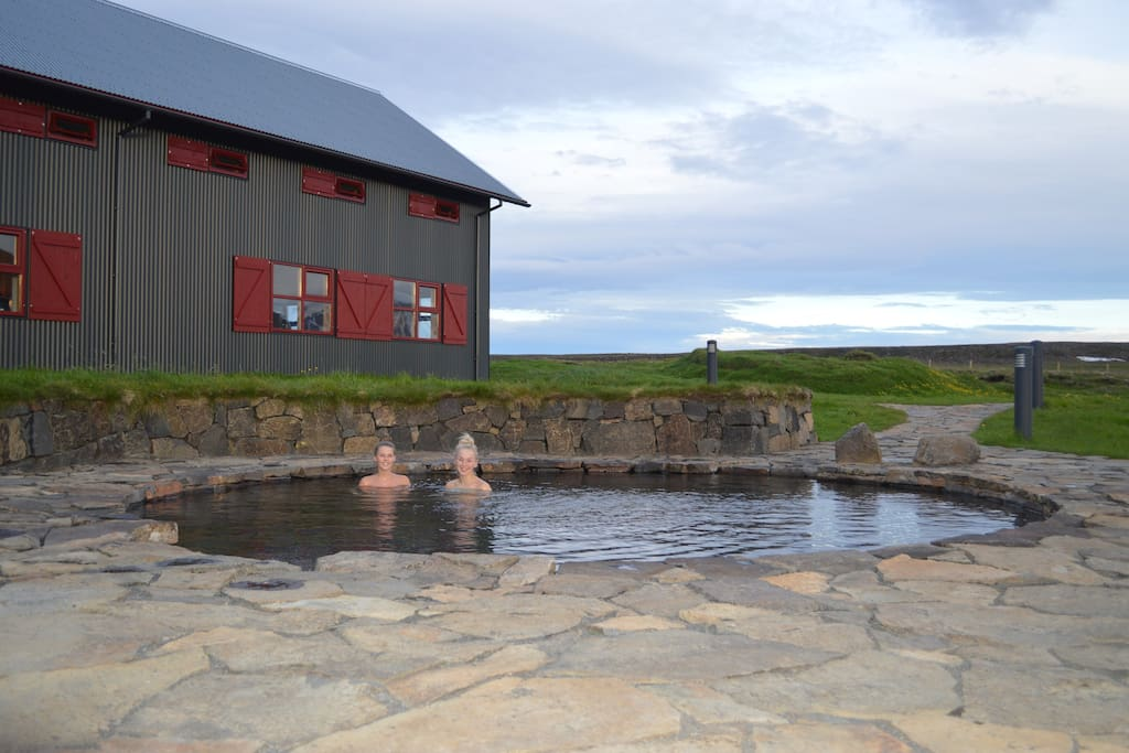 Laugarfell Bed And Breakfast Iceland