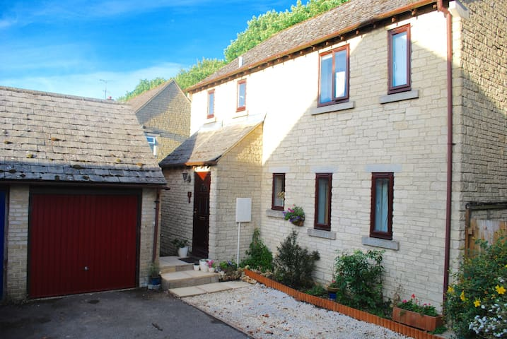 Double Room in family home - Chipping Norton - Huis