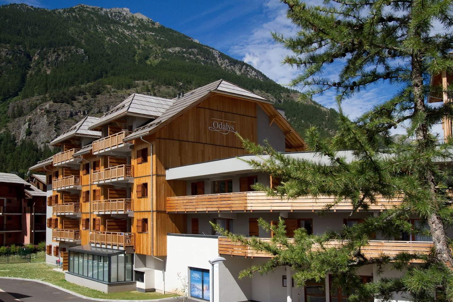 Surrounded by a pristine alpine environment, there are plenty of activities in the area