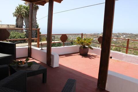 Bunk  bed room,Casa Rural Sinan, Villa de Arico.