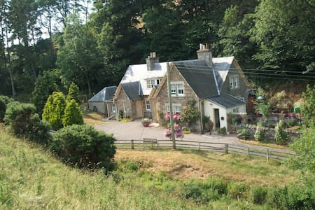 Willowherb  Self Catering Cottage near Hawick - Hawick - บ้าน