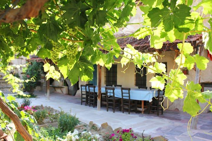 A Fairy Chimney House - Ortahisar Belediyesi - Casa