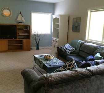 Tranquil Studio Suite - Salmon Arm - Apartment
