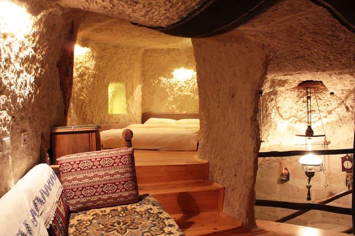 A Fairy Chimney House