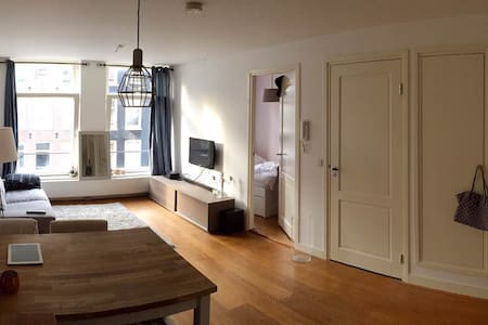 Cosy apartment Oud West trendy area