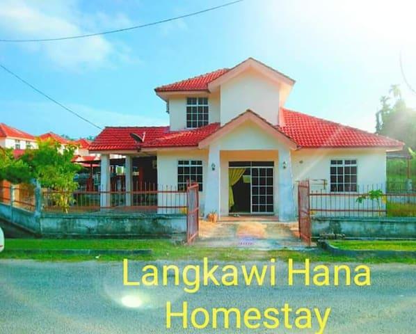 Feel at home at LANGKAWI HANA HOMESTAY...