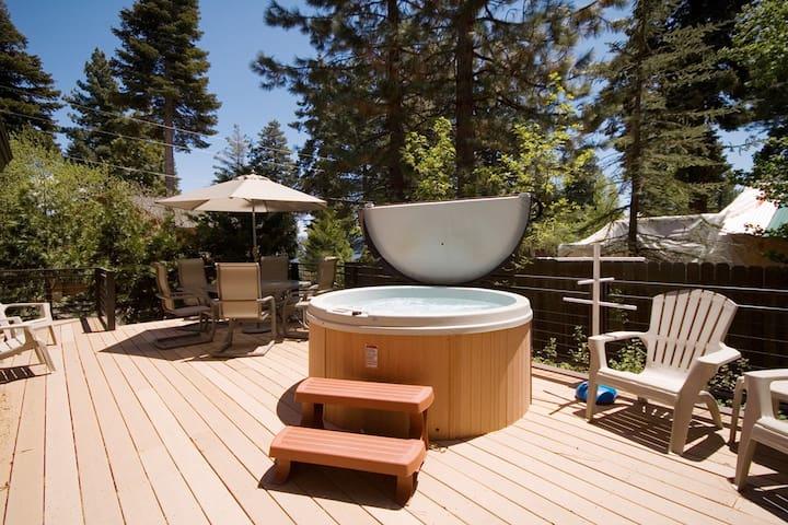 Corbett Cabin - HOT TUB