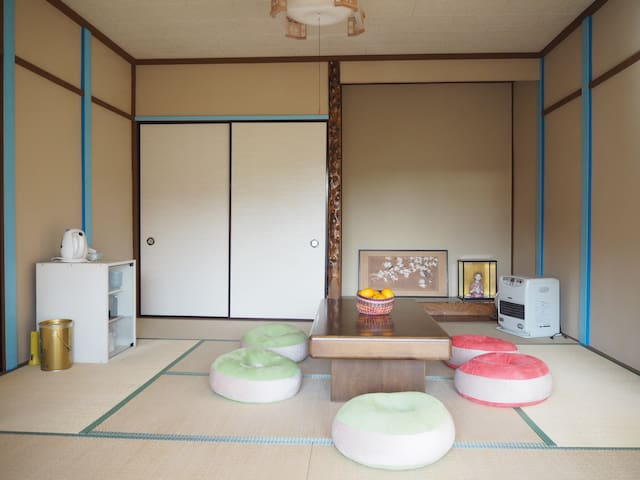 Cozy renovated private house in a small village. - 伊東市