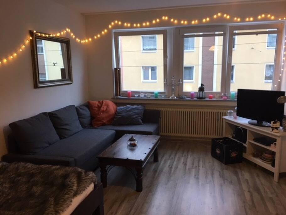 m bliertes zentrales apartment in k ln s lz wohnungen zur miete in k ln nordrhein westfalen. Black Bedroom Furniture Sets. Home Design Ideas