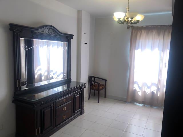 Al Rehab cute furnished 2 beds 2 bath