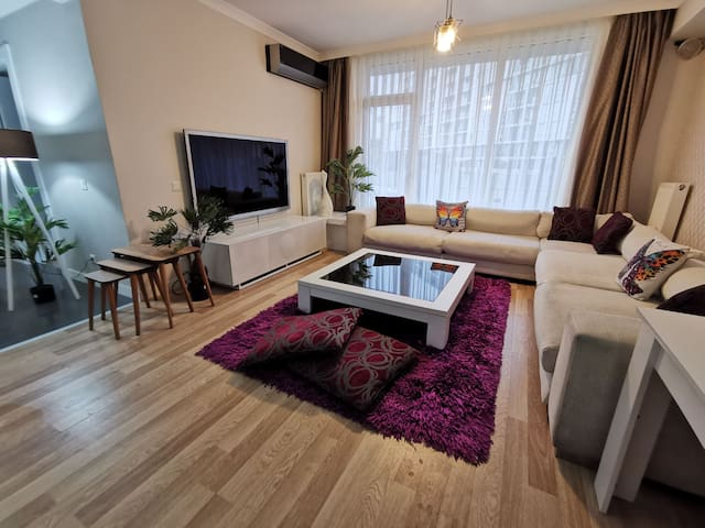 B4 Modern Luxurious apartment in Istanbul