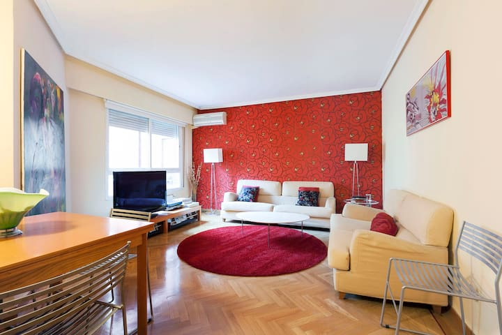 NEW APARTMENT IN OLD MADRID-VERY GOOD HEATING - Madrid - Apartemen