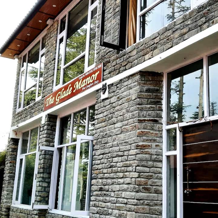 The Glade Manor Homestay Khajjiar Himachal