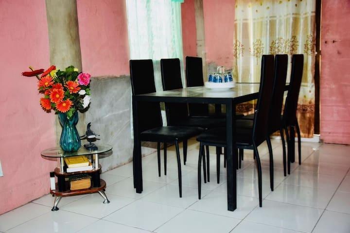 The greeny Home in San Fernando Cebu
