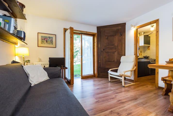 VICINISSIMO AGLI IMPIANTI E BELLO  - La Thuile - Apartment