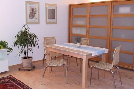 Casa 78 ein 4-Sterne Ferienhaus 78 qm auf 2 Etagen - Langenau - Dom