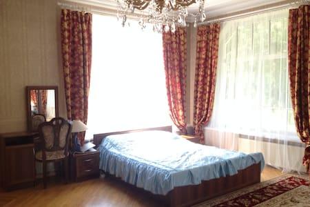 One big room (breakfast free)