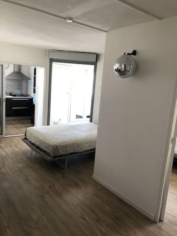 Appartement moderne sur Aubagne