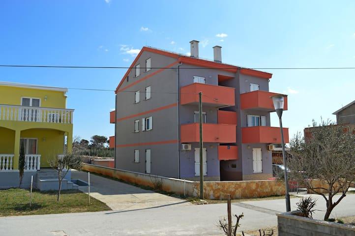 Apartments Anto / Two Bedrooms A4 - Povljana - Lägenhet