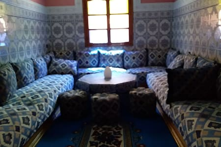 Maison et Randonnée à Marrakech
