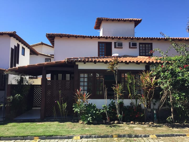 Casa 3 quartos em Geribá, Búzios-RJ