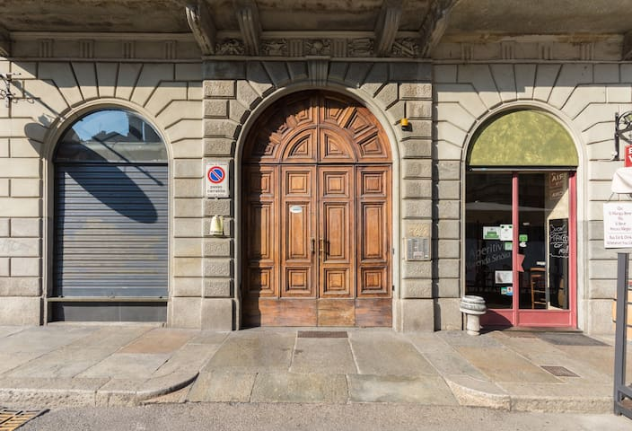 portone entrata