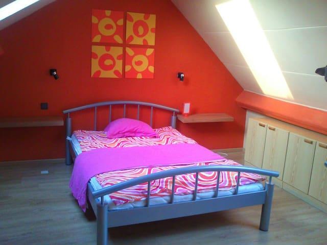 Cozy room - Bruxelles - Casa
