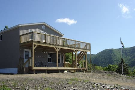 (Meat Cove) Hines Ocean View Lodge