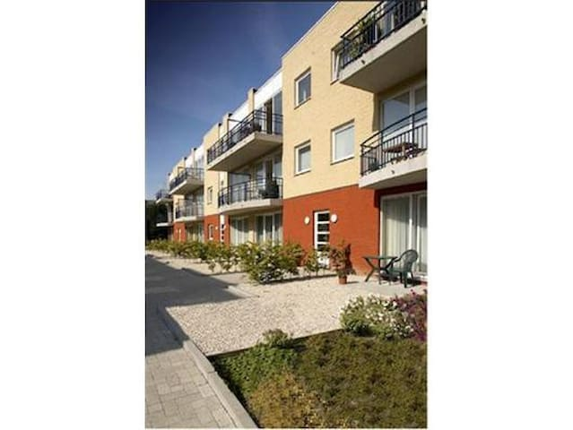 cosy studio in a quiet neighborhood, free parking - Gent - Condominium