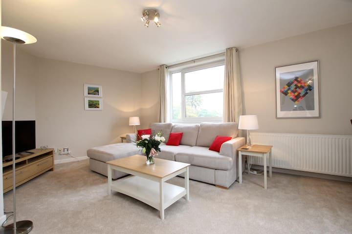 Newly Refurbished Luxury Apartment, Weybridge - Weybridge - Apartment