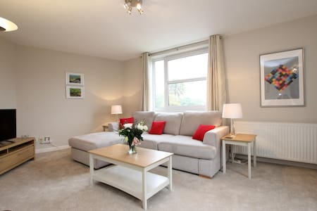 Newly Refurbished Luxury Apartment, Weybridge - Weybridge - Pis