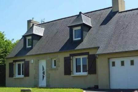 Maison dans quartier calme - Sainte-Sève