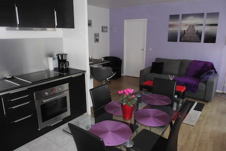DISNEYLAND PARIS/ Val d'Europe BRIGET'Appart - Chessy - Apartament