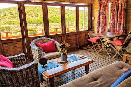 Glamping Cabin Lodge - Garden Route