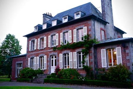 An elegant French manoir - Saint-Sauveur-la-Pommeraye