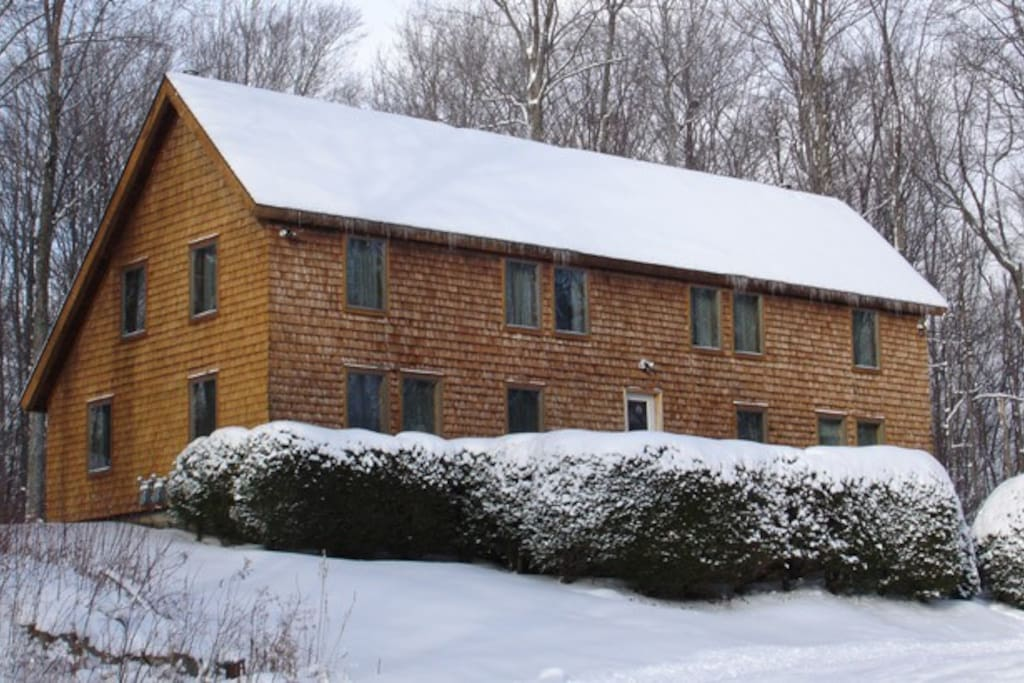Beautiful duplex home nestled in the mountains of Killington, Vermont.
