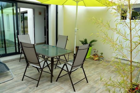 Chambre avec patio - Haus