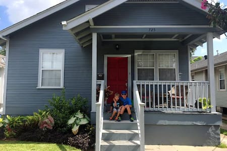 Spacious Cottage in Mid-City! - New Orleans - Hús