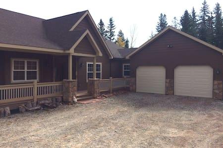 Luxurious Moose Lodge - Fairplay - Maison