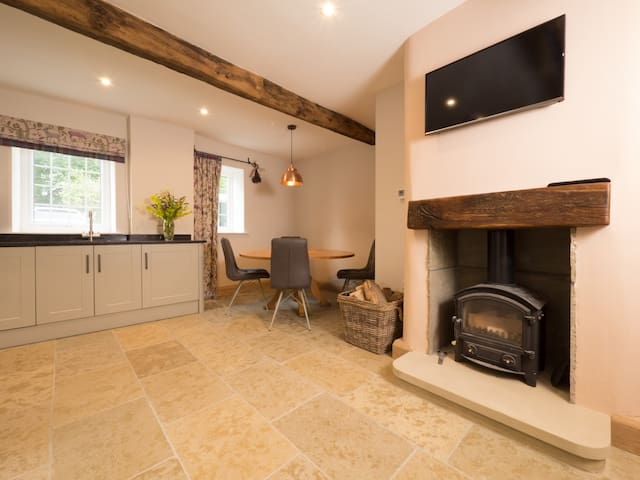 Duke's Place - Keepers Cottage | Bishop Thornton - North Yorkshire - Casa