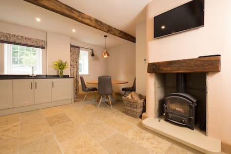 Duke's Place - Keepers Cottage | Bishop Thornton - North Yorkshire - Haus
