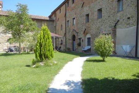 Appartamento in una antica Badia - Città di Castello - Leilighet