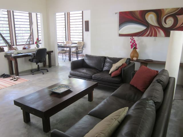 Jungle Home, Puerto Morelos, Mexico - Puerto Morelos - Huis