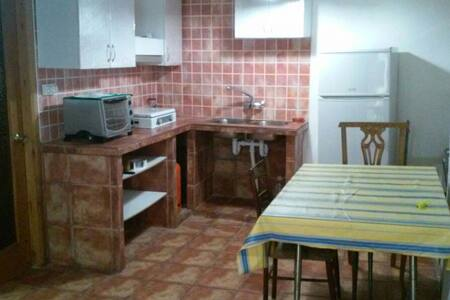 Apartamento casco antiguo, 2 per - L'Espluga de Francolí