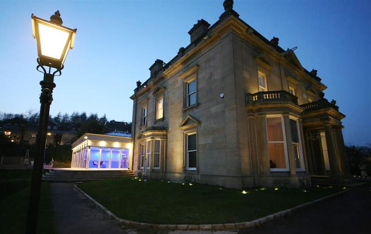Stunning Mansion MANCHESTER - Indoor heated pool - Bacup - Dům