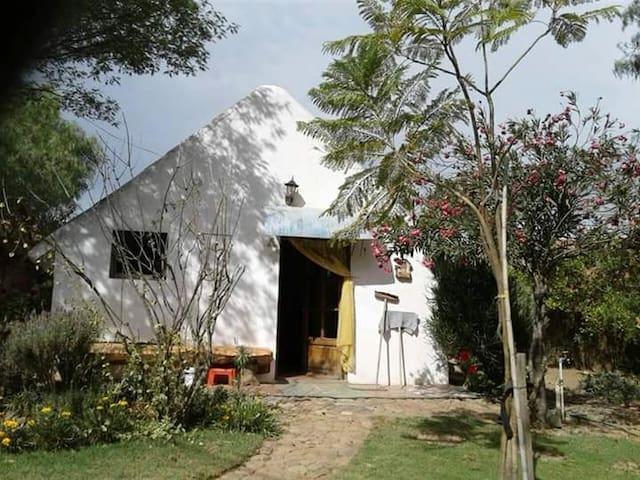 Magic little house