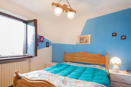 Accogliente trilocale panoramico - Wohnung