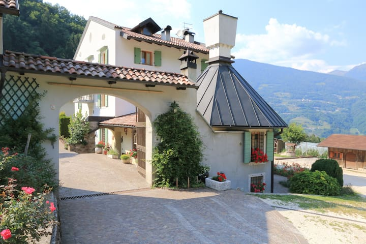 Double/Triple room - B&B Piagaro - Borgo Valsugana - Bed & Breakfast