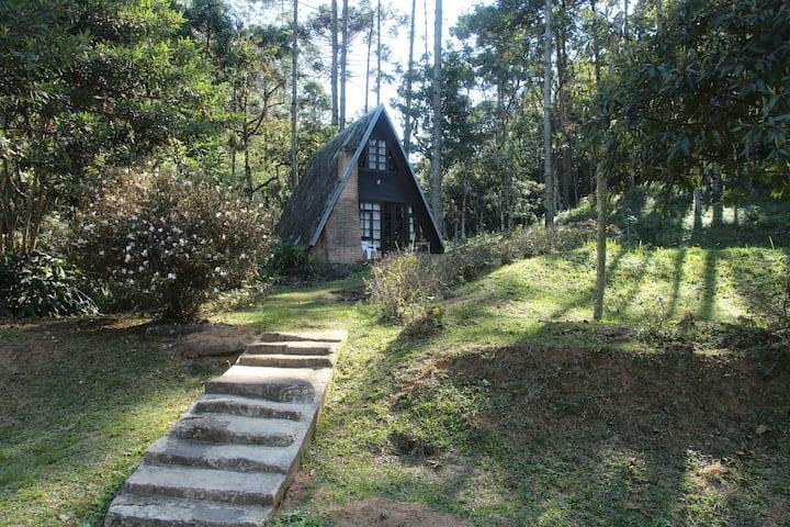 Chalé  na Serra da Mantiqueira Itatiaia R.J
